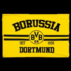 Borussia Dortmund szurkolói zászló