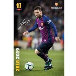 Lionel Messi poszter