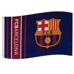 FC Barcelona zászló csíkos kék