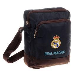 Real Madrid CF válltáska barna