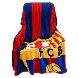 FC Barcelona polár takaró XL