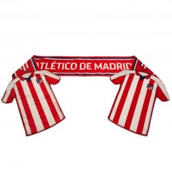Atlético de Madrid csíkos sál