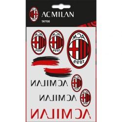 AC Milan tattoo szett
