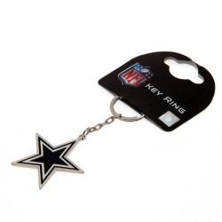 Dallas Cowboys fém kulcstartó