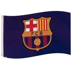 FC Barcelona zászló kék