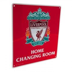 Liverpool FC szoba tábla