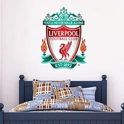 Liverpool FC fali dekor