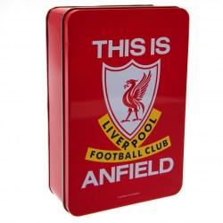 Liverpool FC fém doboz