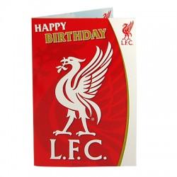 Liverpool FC zenélő...
