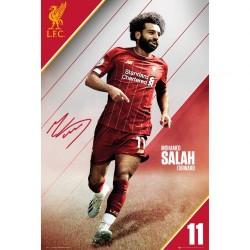 Mohamed Salah poszter