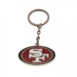 San Francisco 49ers kulcstartó