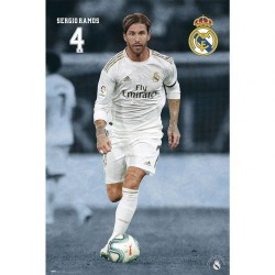 Sergio Ramos poszter