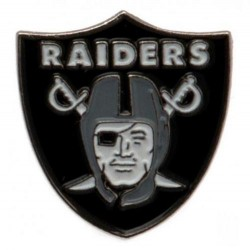 Oakland Raiders kitűző
