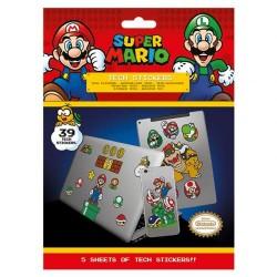 Super Mario matrica csomag...