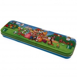 Super Mario tolltartó zöld-kék