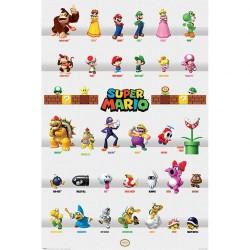 Super Mario poszter...