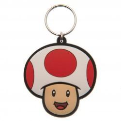 Super Mario kulcstartó (Toad)