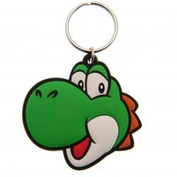 Super Mario kulcstartó (Yoshi)