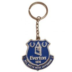 Everton FC címeres kulcstartó