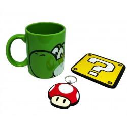 Super Mario ajándékcsomag...