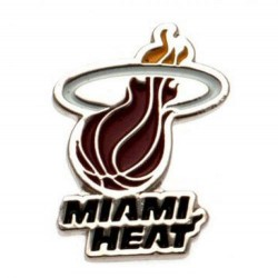 Miami Heat kitűző