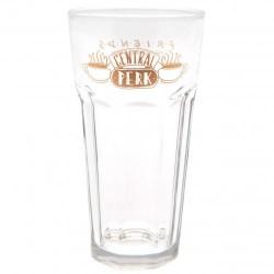 Jóbarátok üveg pohár (355 ml)