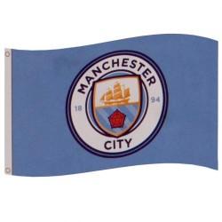Manchester City FC zászló