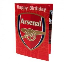 Arsenal FC zenélő szülinapi...