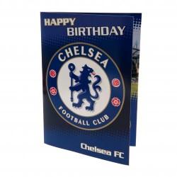 Chelsea FC zenélő szülinapi...