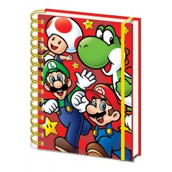 Super Mario keménytáblás...