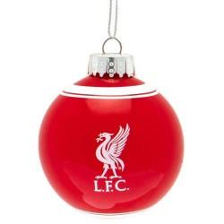 Liverpool FC karácsonyfadísz