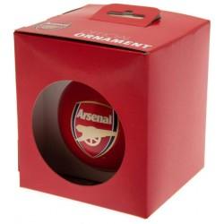 Arsenal FC karácsonyfadísz