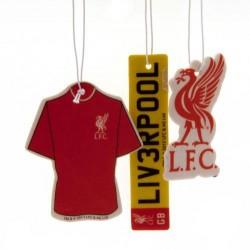 Liverpool CF autóillatosító...