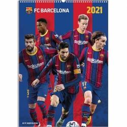 FC Barcelona fali naptár (A3)