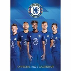 Chelsea FC fali naptár (A3)