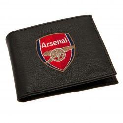 Arsenal FC hímzett pénztárca