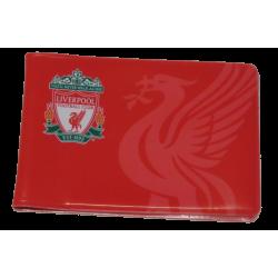 Liverpool FC igazolványtartó