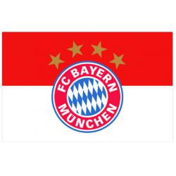 FC Bayern München zászló