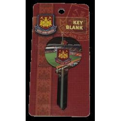 West Ham United FC üres kulcs