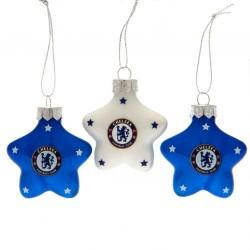 Chelsea FC karácsonyfadísz...