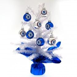Chelsea FC asztali karácsonyfa