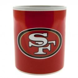 San Francisco 49ers bögre...