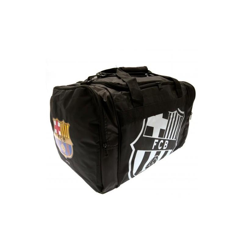 FC Barcelona fekete sporttáska
